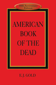 cover of the American Book of the Dead