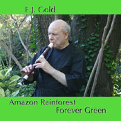 Amazon Forest Forever Green CD