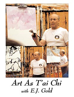 photo of DVD cover of Art as Tai Chi