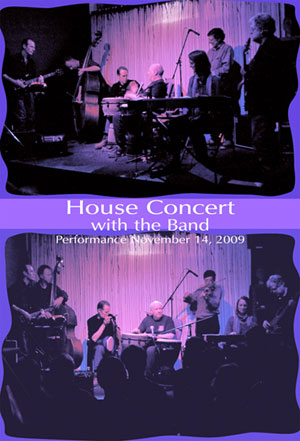 House Concert with E.J. Gold, Nancy Burns-Trice, R.C. Trice, Iven Lourie, Matthias Schossig, Jim Rodney and Claude Needham