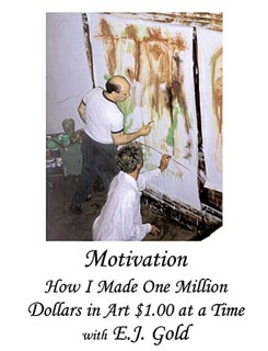 photo of DVD cover of How I Made a Million Dollars in Art One Dollar at a Time