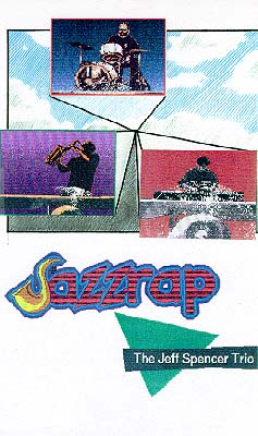 photo of DVD cover of Jazzrap