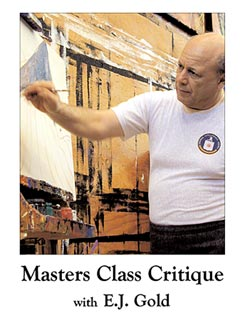 photo of DVD cover of Masters Class Critique