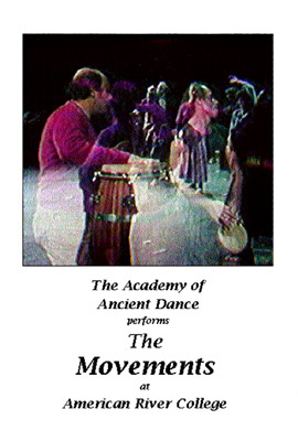 photo of DVD cover of The Movements at American River College