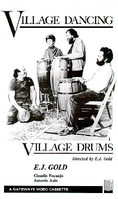 photo of DVD cover of Village Dancing, Village Drums